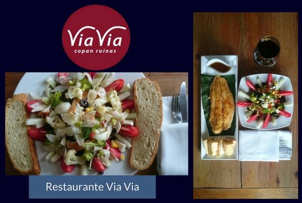 Restaurante Via Via
