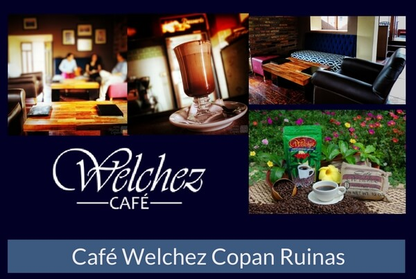 Cafe Welchez Copan Ruinas